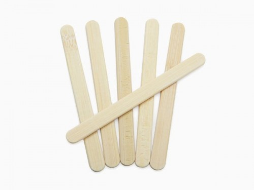 Bamboo Popsicle Sticks